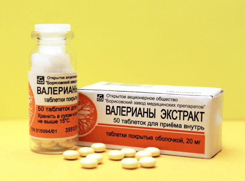 Сколько капель и как принимать таблетки валерианы для успокоения