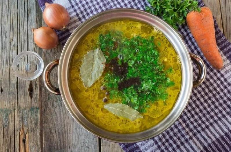 Супы изGeumurbanum