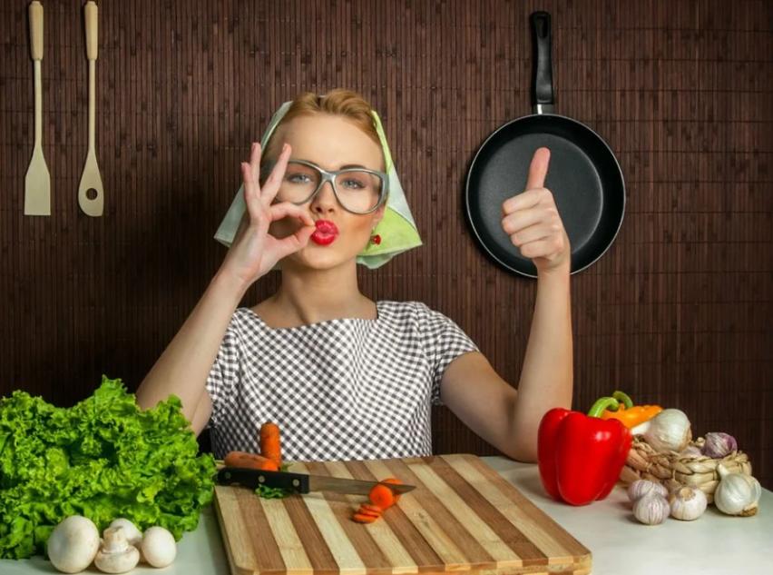 23 хитрых кухонных лайфхака