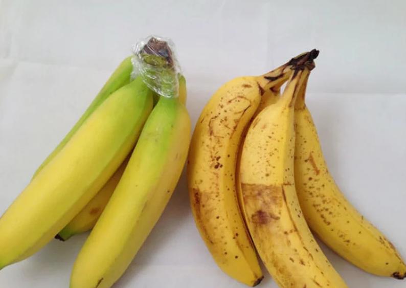 Связку бананов обвязать скотчем