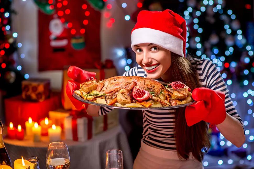 Cамое вредное блюдо в новогоднюю ночь