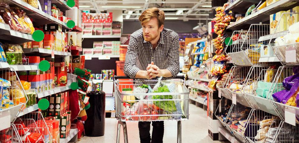 Выбор вмаркете
