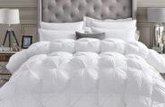 постельное белье, кровать