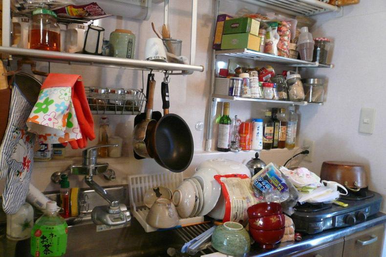 Топ 5 товаров для порядка на кухне
