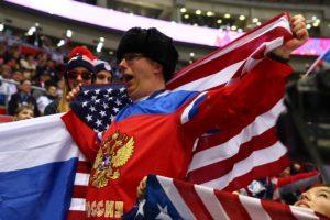 американец в России