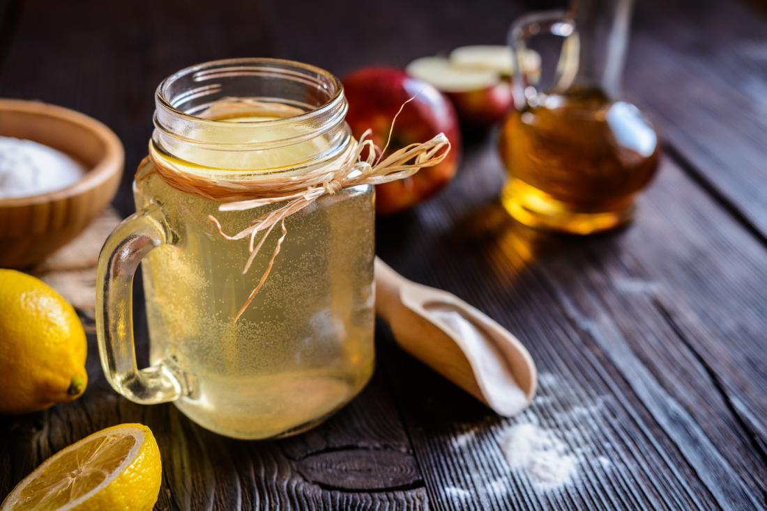 Напиток от слизи в организме