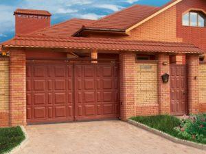 дом, ворота, забор