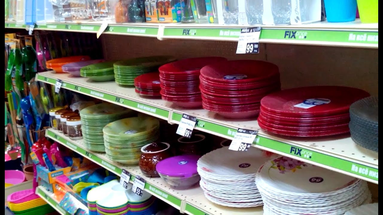 Обзор лучших товаров для кухни от Фикс Прайс