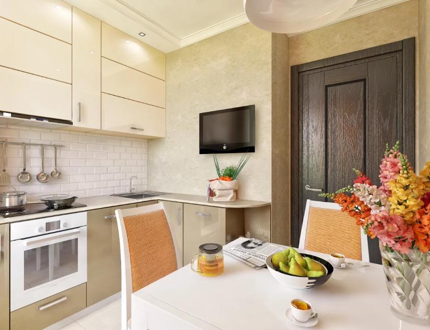 5 ошибок при ремонте маленькой кухни