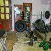 Спортзал в гараже