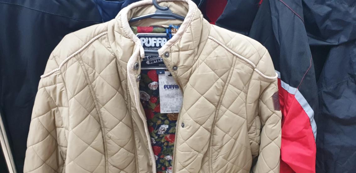 Женская курткаPUFFA