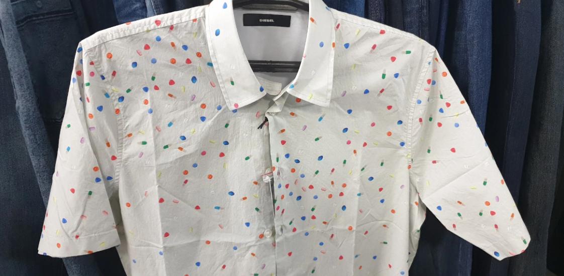 РубашкаDiesel