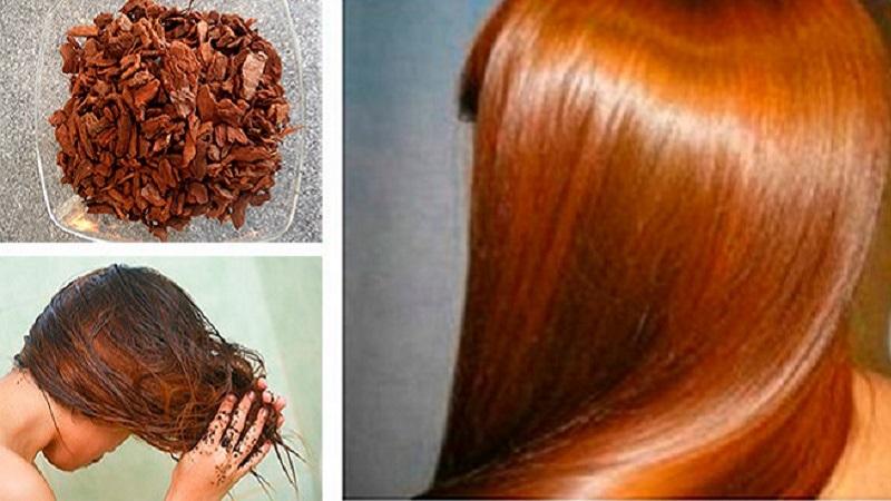 Кора крушины как натуральная краска для волос