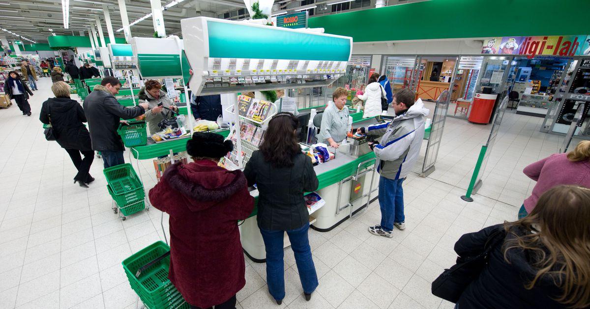 Эстонские супермаркеты