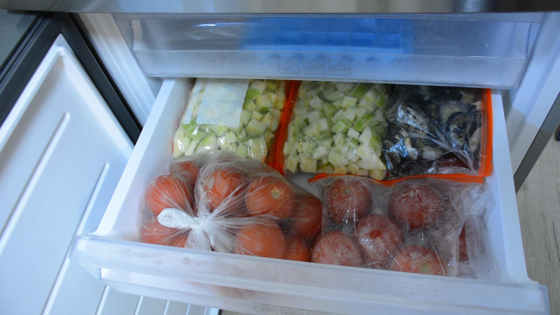 Супер способ хранения томатов круглый год