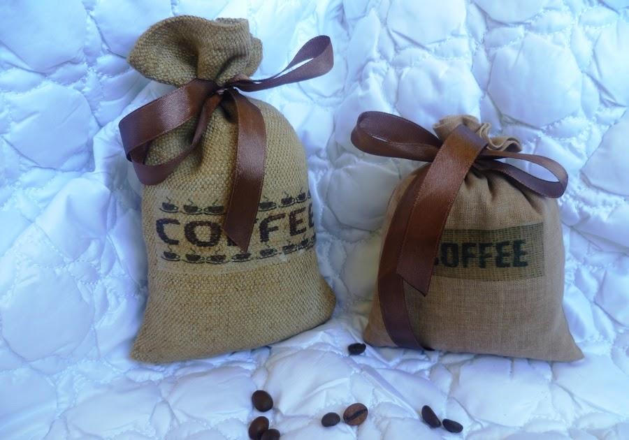 кофе в мешочках