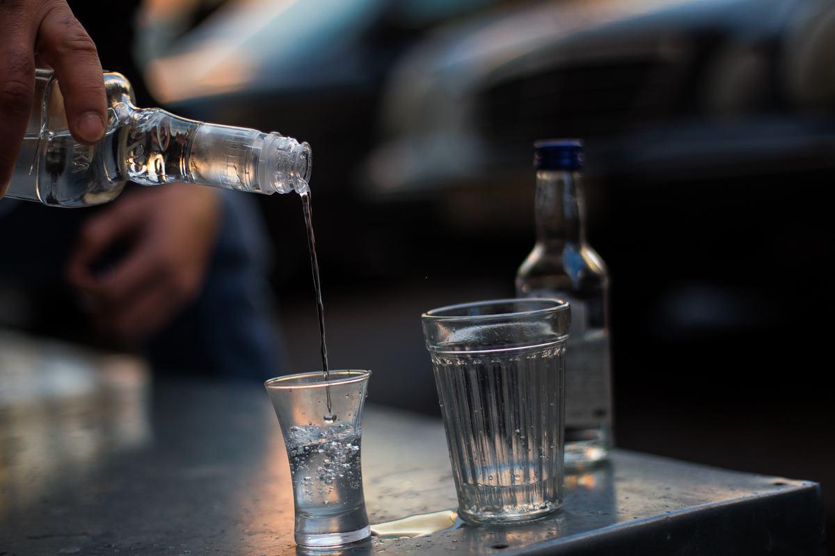 Не запивать алкоголь
