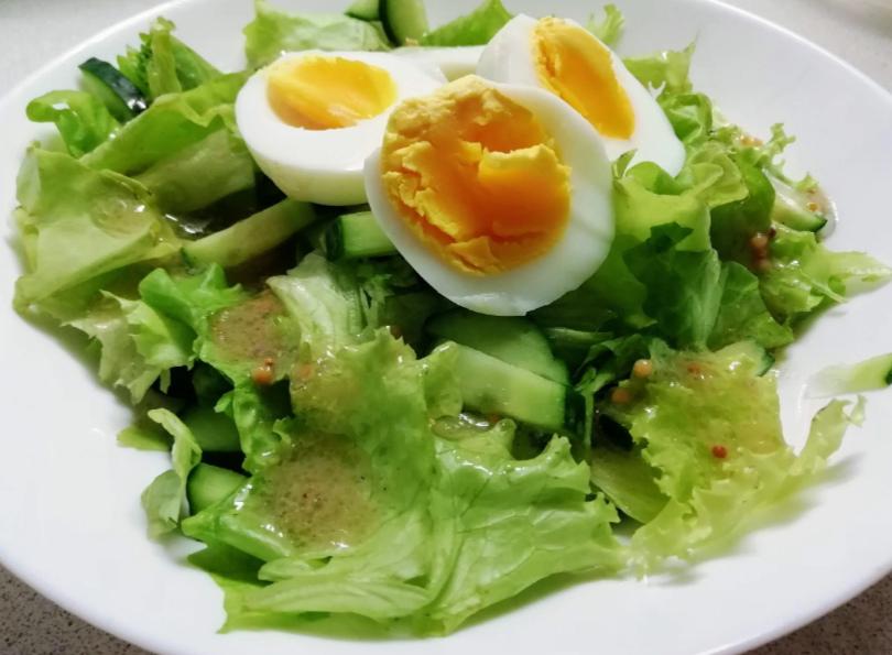 Салат для вкусного похудения