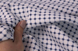 Поплин - что это за ткань и как за ним ухаживать?