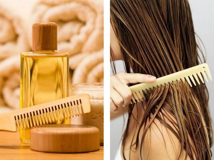 Лавандовое масло для волос