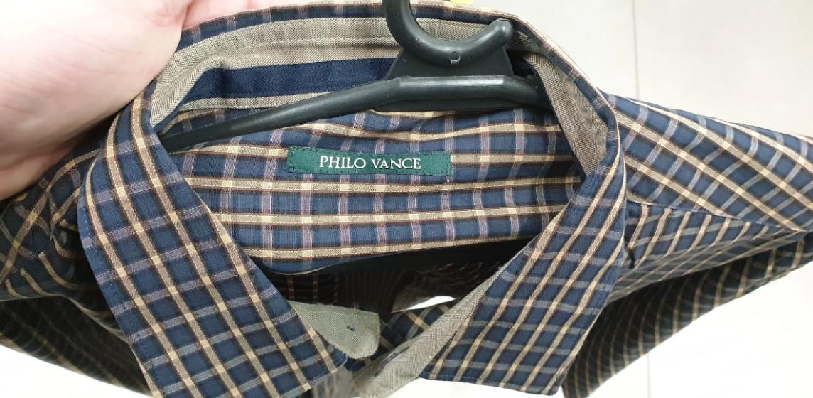 Рубашка Philo Vance