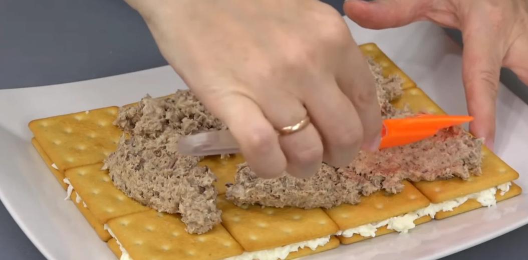 Крекеры и белки