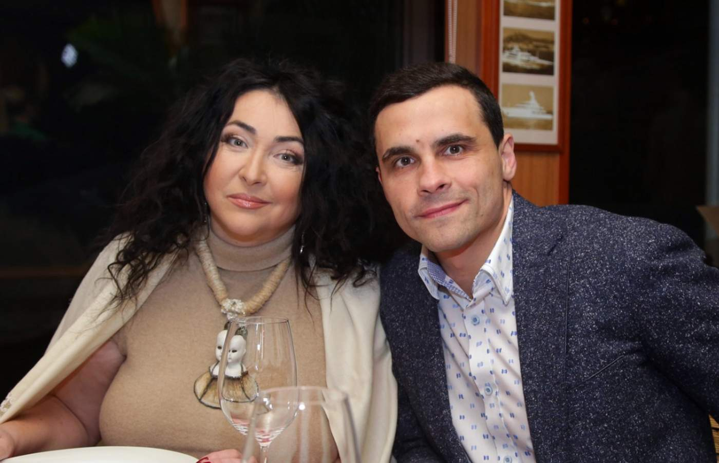 Лолита Милявская сошлась с мужчиной моложе себя