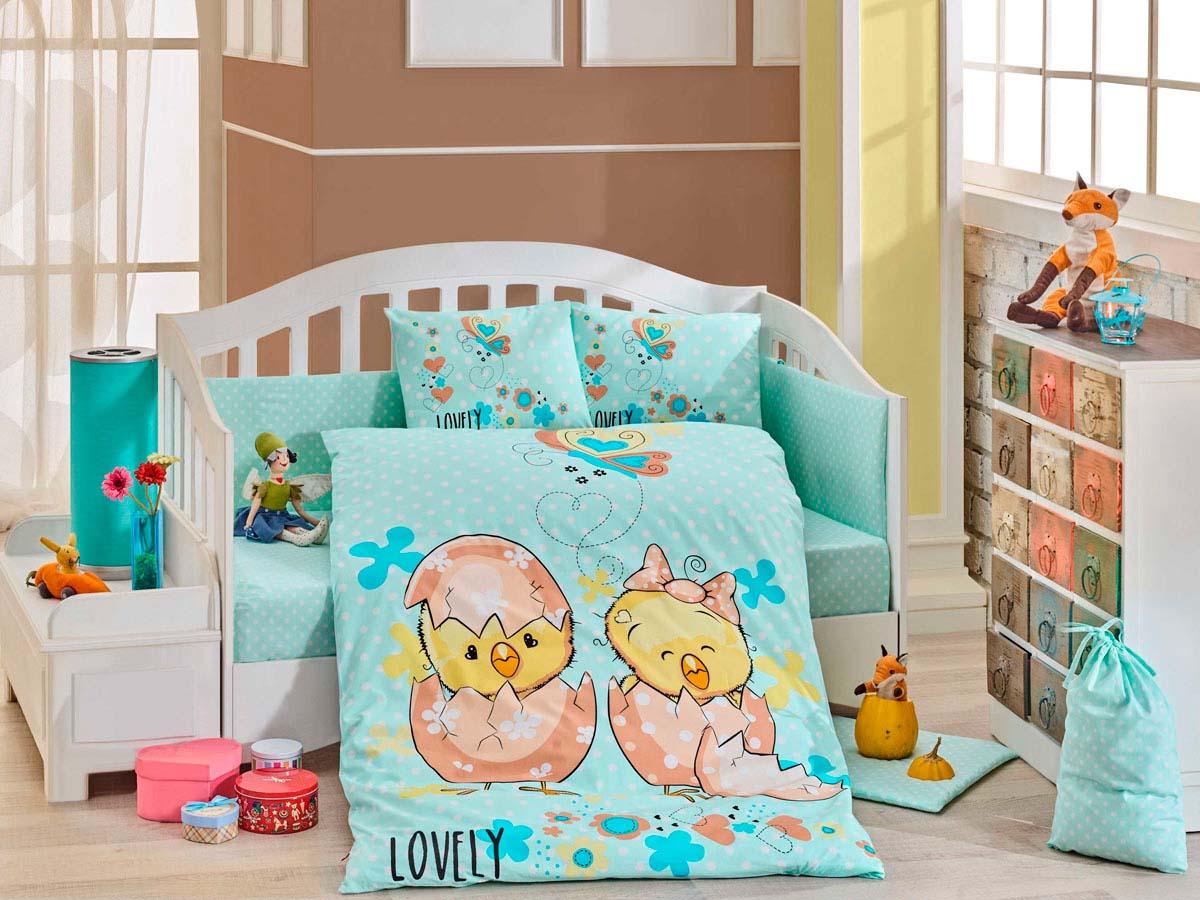 Постельные принадлежности для детских кроваток