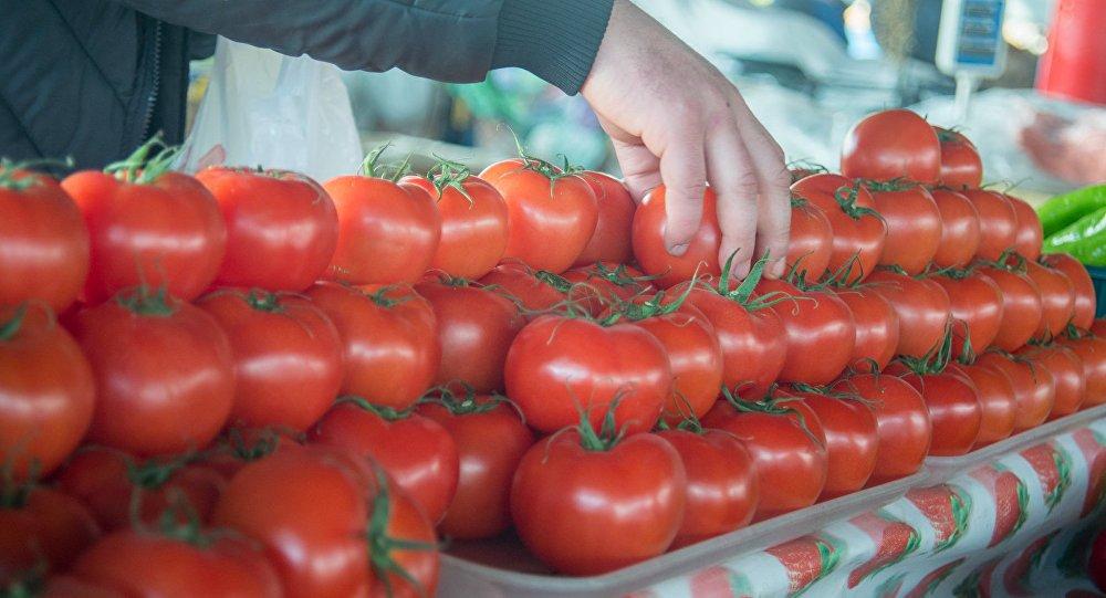 Покупные помидоры