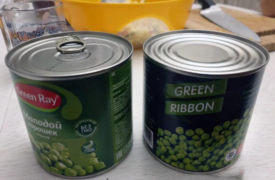 Чем отличается зелёный горошек за 39 рублей от того, что за 69
