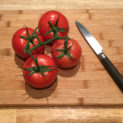 Магазинные помидоры сделать сочными и вкусными