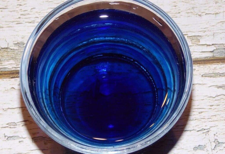 синий йод