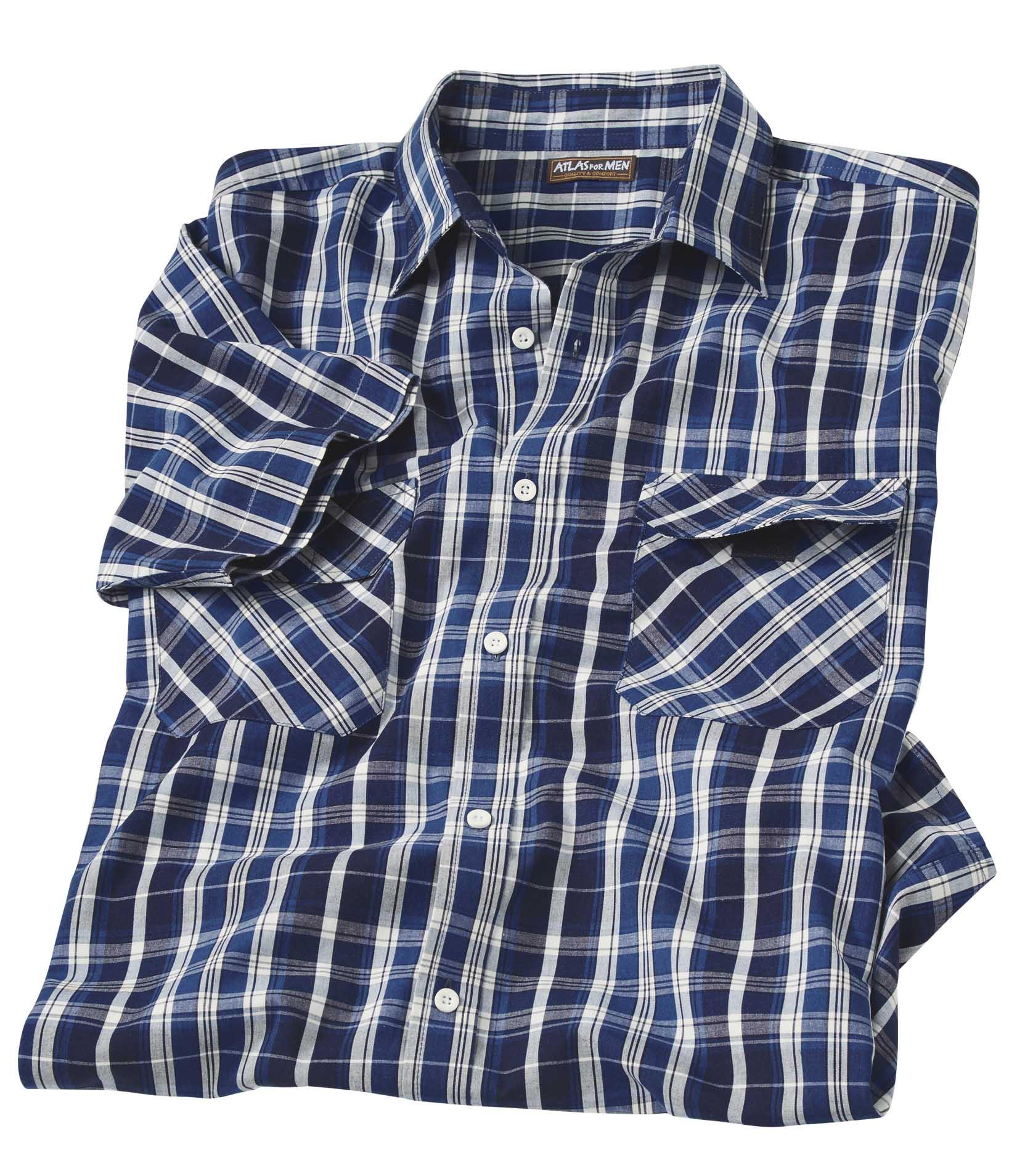 Рубашки из поплина мужские