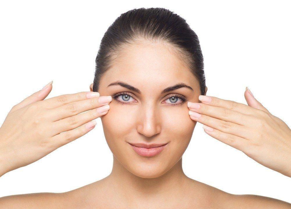 Смягчения кожи лица