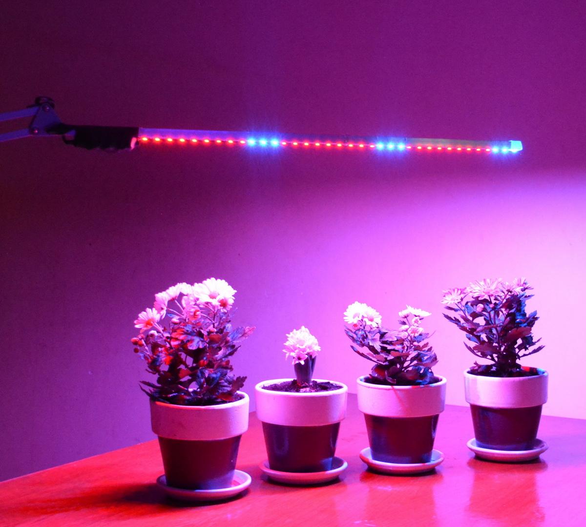 Лампа для подсветки рассады