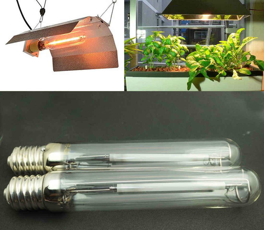 Металлогалогенные лампы для растений