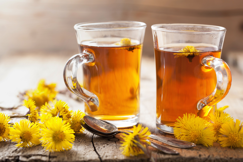 Чай из мать и мачехи