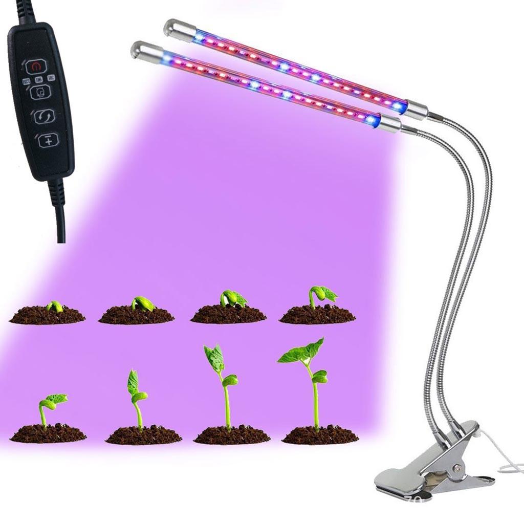 Настольная лампа для рассады