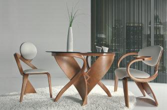 Дизайнерская мебель для декора