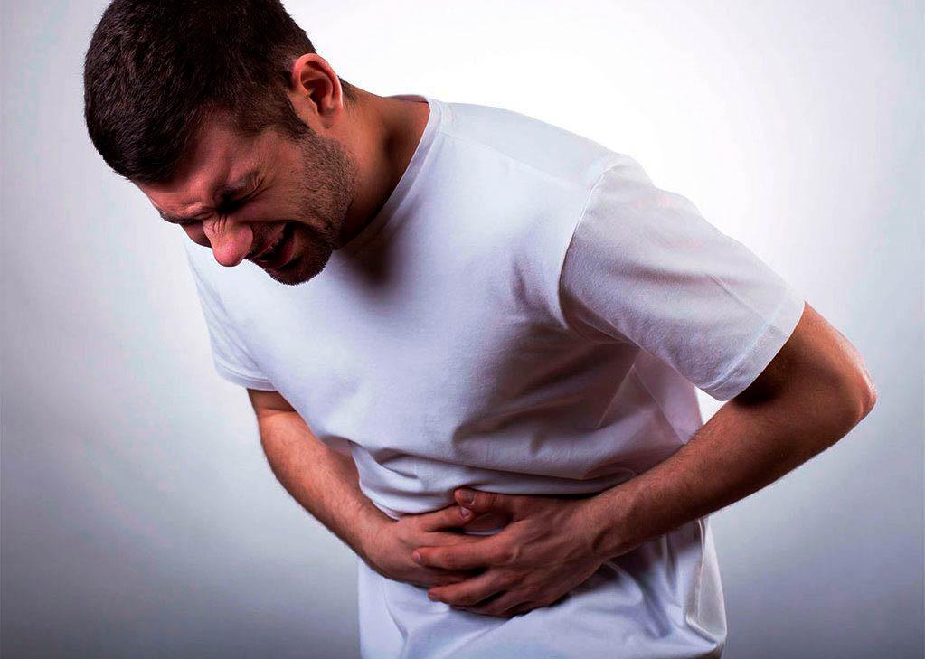 Боль в животе при панкреатите