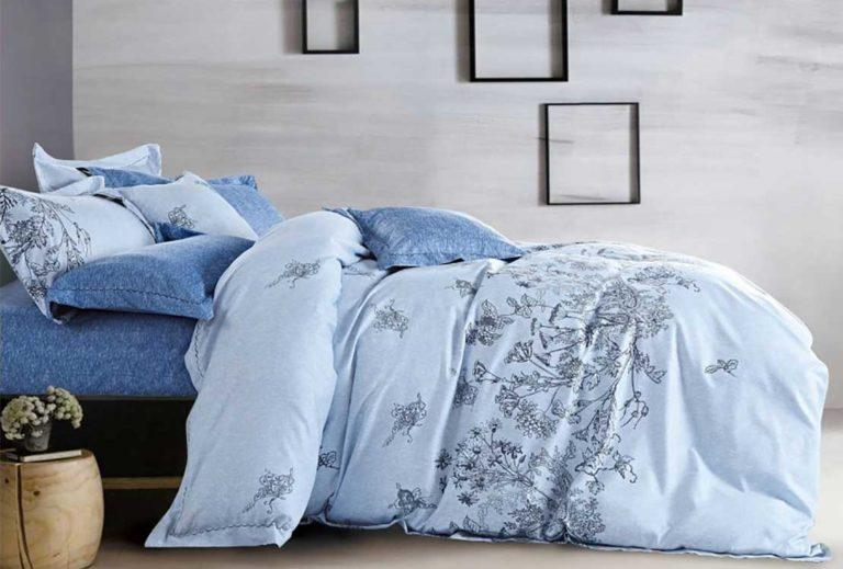 Сатиновое постельное белье Милатекс